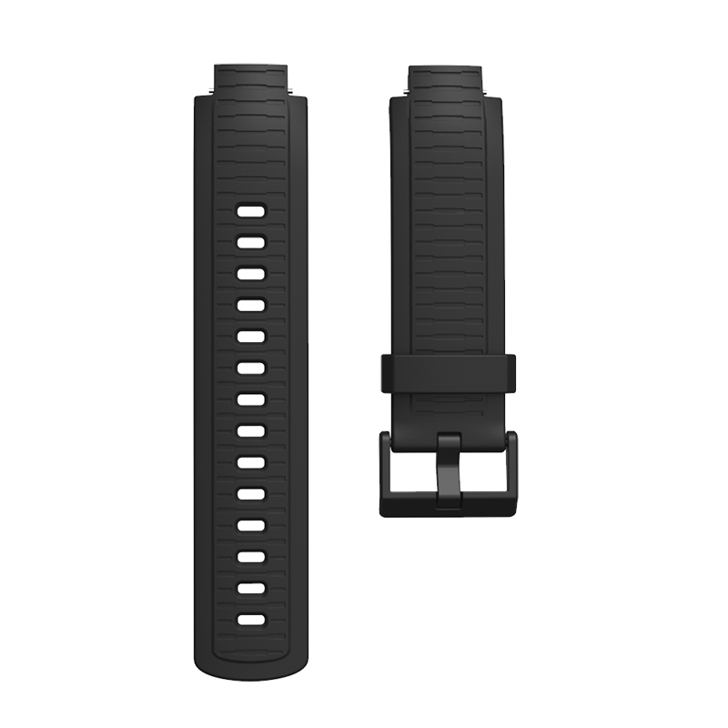 Mijobs Silicone Strap For Xiaomi Huami Amazfit Verge Smart Watch Soft Silicone Bracelet Replacement Wristbands