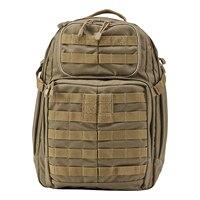 Mochila táctica de 37L para hombre, Molle morral militar de asalto, para acampar al aire libre, caza, senderismo, impermeable, de nailon