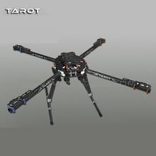 タロットアイアンマン 650 折りたたみ 3 3k カーボン cnc クワッドヘリコプター quadcopter フレーム TL65B01