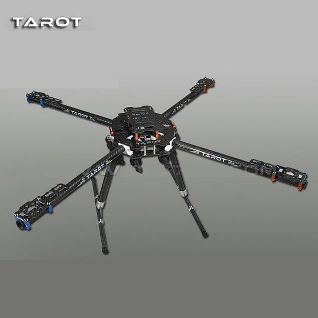 Tarot Iron Man 650 Gấp Gọn 3K Carbon CNC Quad Copter Quadcopter Khung TL65B01