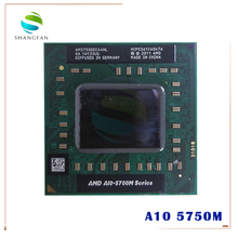 CPU Processor Am5750dec44hl-Socket AMD 5700m-Series FS1 A10-5750m Laptop Quad-Core GM45/PM45