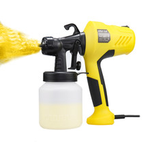 220V Removable Airbrush Spray Gun Paint Sprayers 400W High Power Spray Gun Electric Airbrush Spray Gun Easy Spraying Power Tools(China)