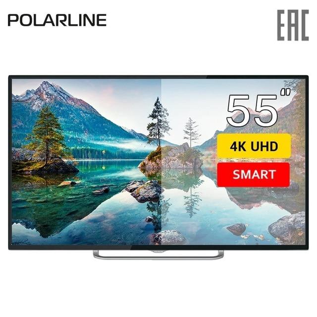 "Телевизор 55"" Polarline 55PL52TC-SM 4K SmartTV"