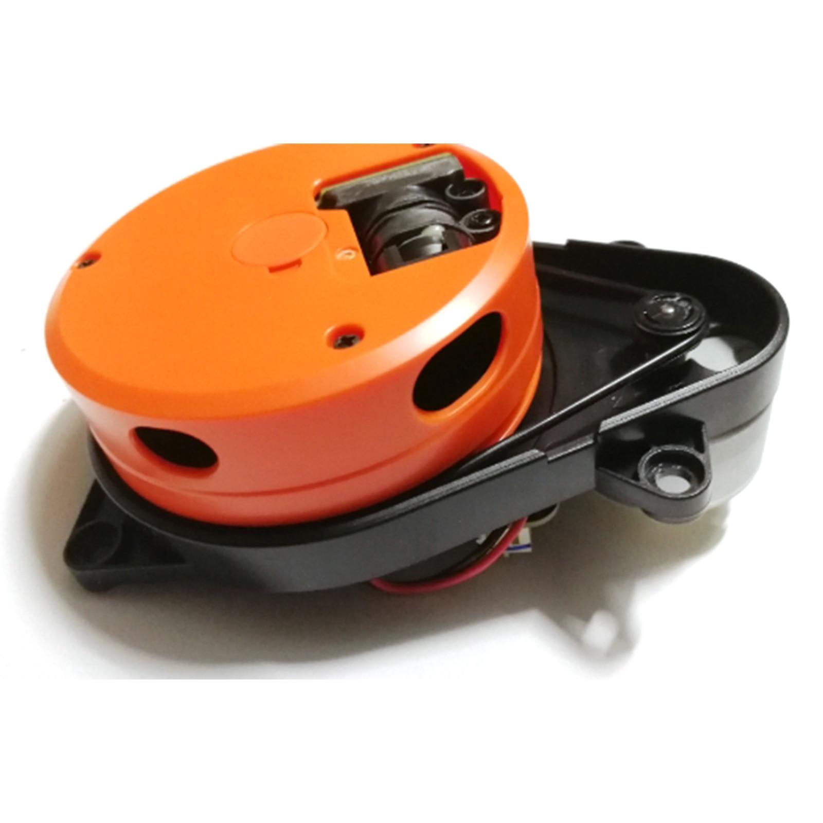 Profissional robô aspirador de pó lds sensor cabeça do laser para xiaomi varrendo esfregar robô aspirador de pó styj02ym peças reposição - 2