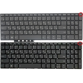 NEW Russian Keyboard for Lenovo IdeaPad 320-15 320-15ABR 320-15AST 320-15IAP laptop RU keyboard