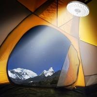 Outdoor 48 LEDs Light Umbrella Lamp Camping Lamp Fishing Lamp Emergency Lamp Tent Tamp CLH@8