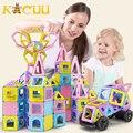 2020 mais novo tamanho grande construtor magnético conjunto rosa meninas construção ímãs brinquedo blocos magnéticos brinquedos educativos para crianças presente