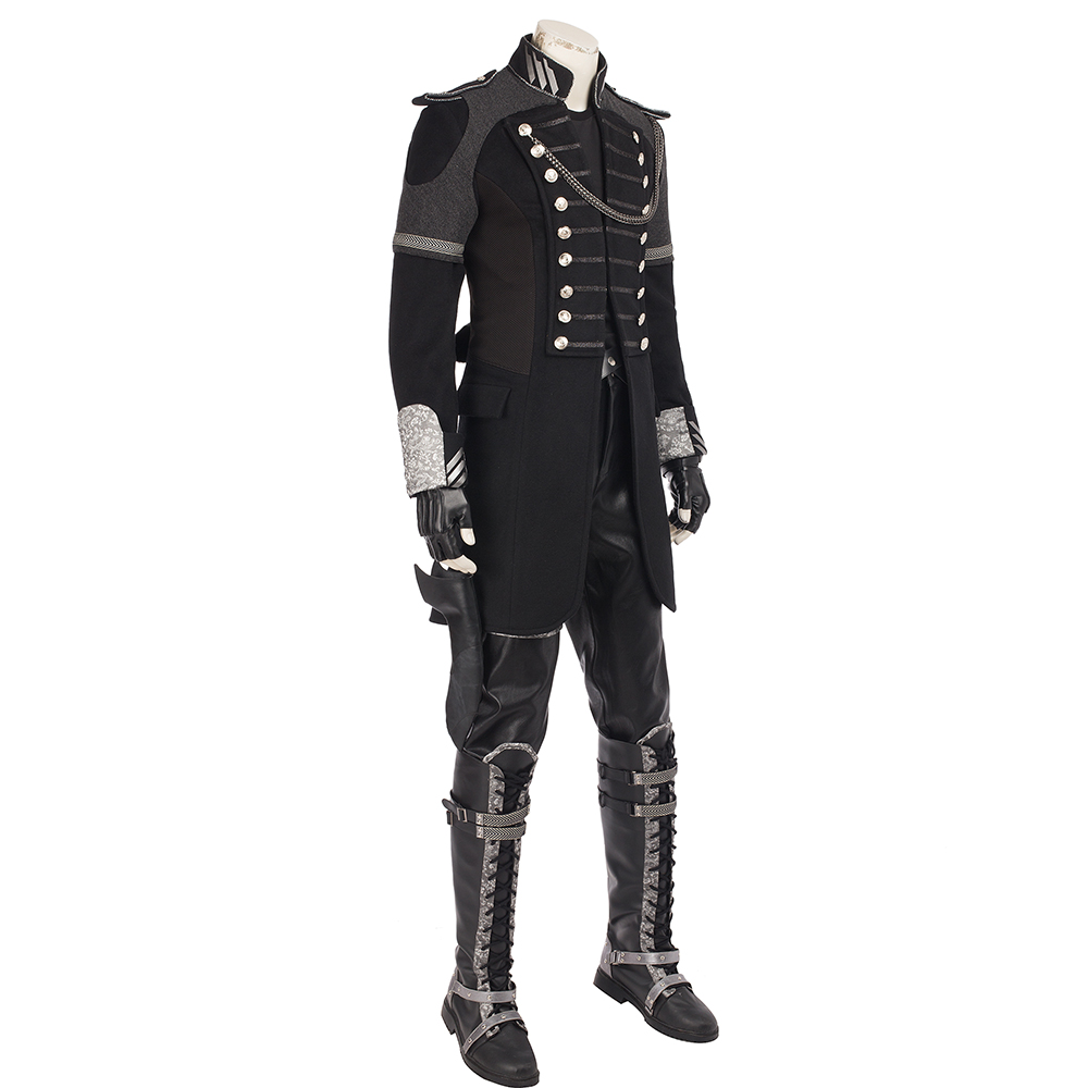 FF15 Kingsglaive Final Fantasy XV Nyx Ulric Cosplay Costume Outfit All Size