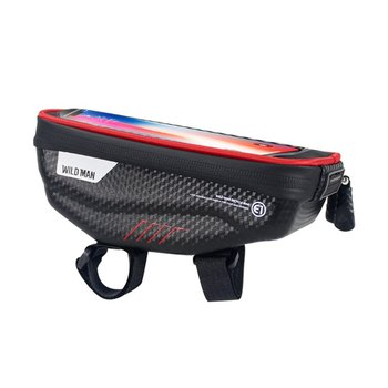 E1 Fiets Touch Screen Frame Telefoon Zak Mountainbike Waterdichte Handle Bar Bag Voor Tube Bag Voor Smartphone Gps Case