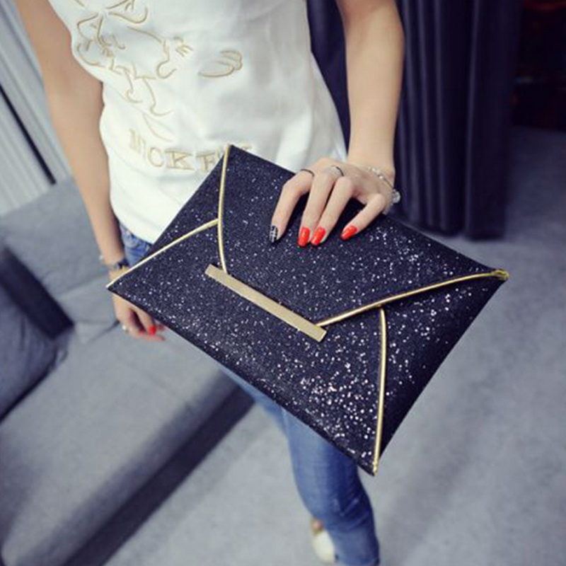 LITTHING Clutch Wedding-Purse Evening-Bag Party Handbag Women for Girls Bolsas Mujer