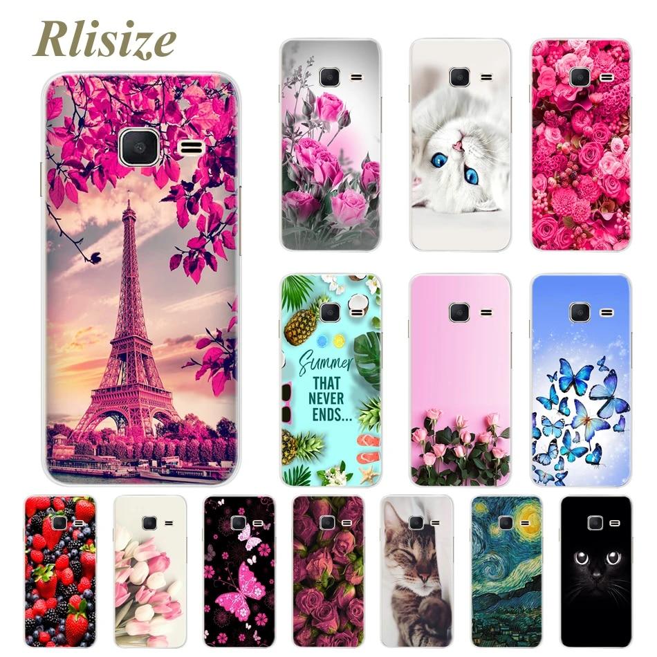 Phone Case For Samsung Galaxy J1 Mini J105F J105H Silicone Soft TPU Cover J1 Mini For Coque Samsung J1 J 1 Mini Cute Shell Funda
