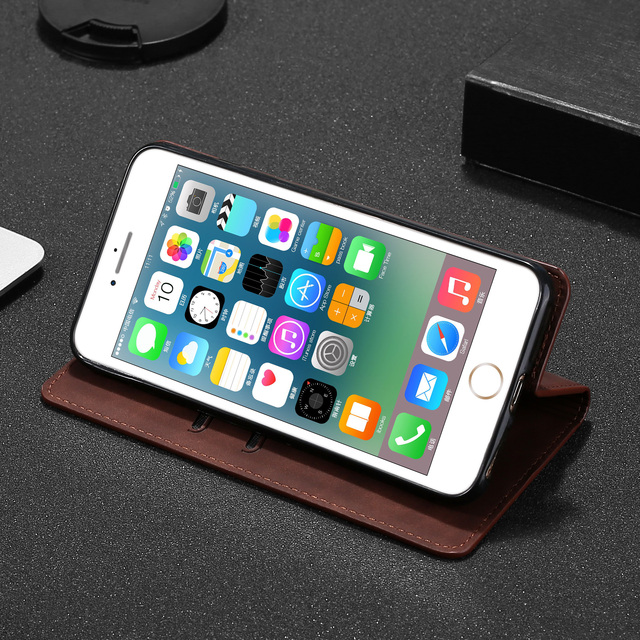 Flip Leather Case For Xiaomi Redmi Note 10 4 4X 5 6 7 8 9 8T 9T Pro 3 4 Magnetic Phone Case Redmi 3 4A 5 Plus 5A 8A Wallet Coque 3