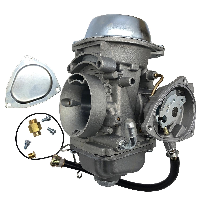 Карбюратор для мотоцикла carby PD40J для Polaris Sportsman 500, КАРБЮРАТОР 2001-2013 Predator 500, скремблер 4X4