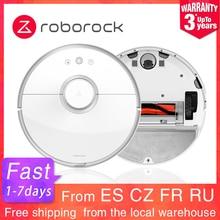 Робот-пылесос 2 Roborock S50 S55 для дома, автоматическая Уборка Пыли, стерилизация, мытье, уборка, Wi-Fi