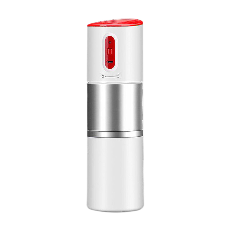 Filter Coffee Machine,Portable Electric Coffee Machine USB Charging Coffee Grinder One-Button Operation Travel Outdoor Coffee Ma