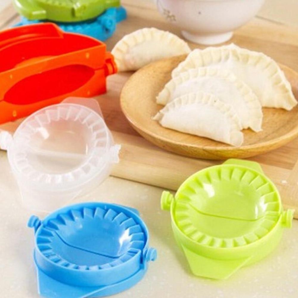 Dumpling Maker Mold Making Machine Cooking Pastry Kitchen Tools Baking Accessories Good DIY Jiaozi Maker Device