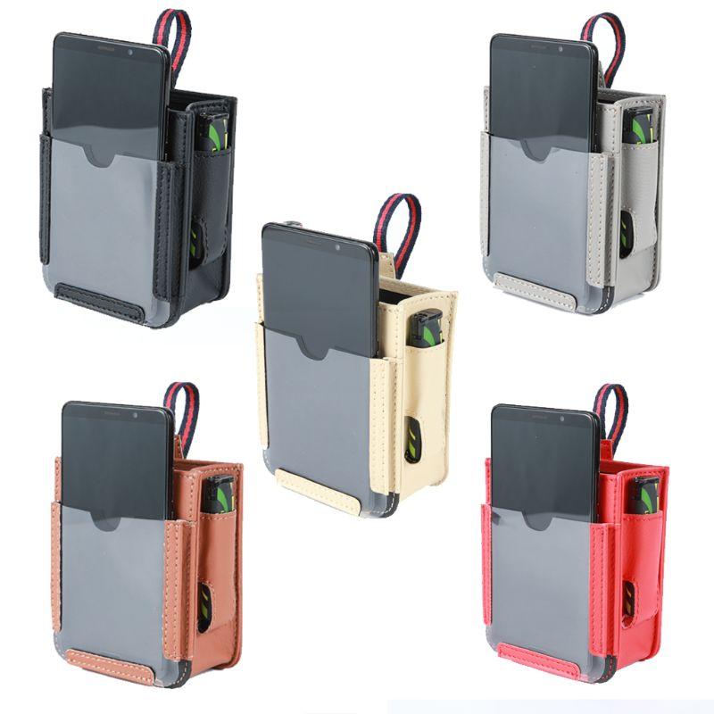 Multifunctional Car Pocket Automotive Air Vent Mobile Phone Pens Storage Pouch P31B