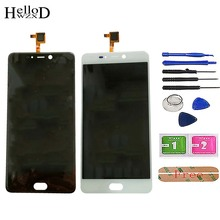 5.5'' Original LCD Display + Touch Screen Digitizer Assembly For Leagoo T5 LCD Display Touch Screen Digitizer Panel Tools