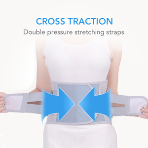 Image 4 - MARESE תמיכה המותני חגורת פריצת דיסק אורתופדים רפואי מתח כאב הקלה מחוך לגב עמוד השדרה שחרור לחץ סד