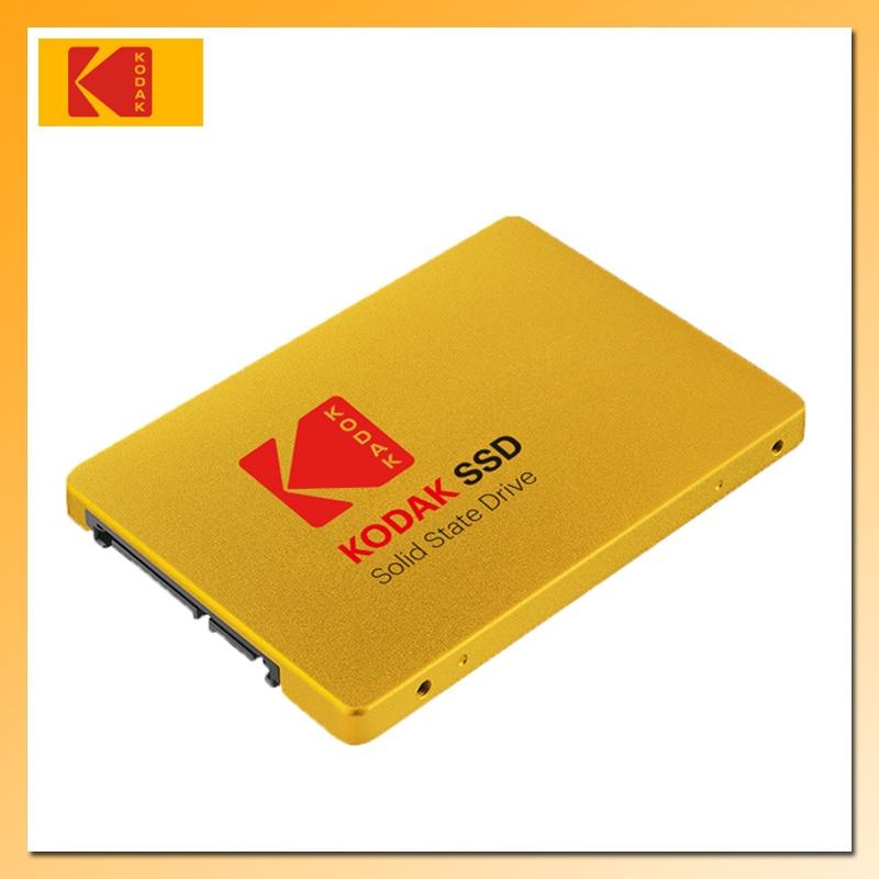 KODAK X100 SSD Hard Drive Disk 128GB Internal SSD 240 GB Laptop Hard Drive 480GB 960GB SATA SSD 2.5 Hard Drive 240GB(China)