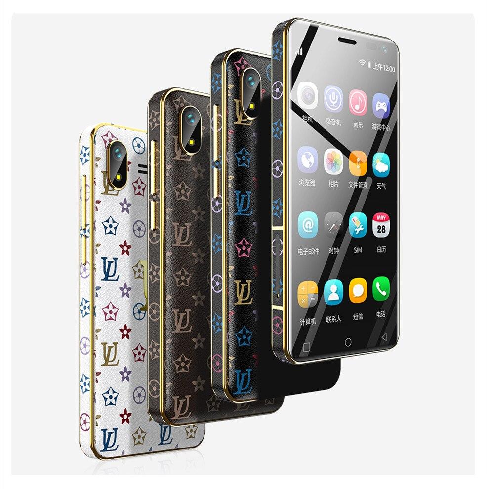 Фото. Подарок! Ulcool U2 мини-телефон на базе Android 4G LTE 3,15 дюйм MTK6739 четырехъядерный 1 гб 8