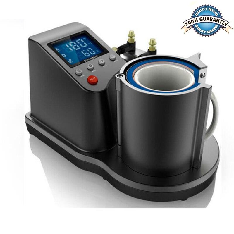Пневматическая автоматическая термопресс машина для кружек 11 унций, термопереводная кофейная волшебная кружка, печатная сублимационная в... - 2