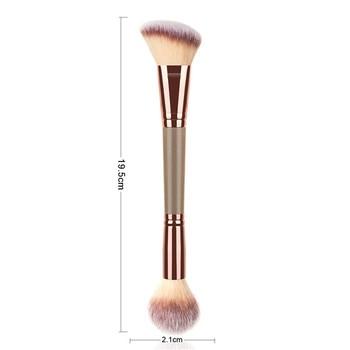 Makeup brushes for concealer Eyelash comb eyebrows Eyeshadows eye liner lip beauty women  Professional makeup full tools - NO 07