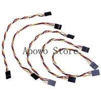 10 Uds 2,54 MM de alambre 2,54 Dupont línea hembra a 1P2 3 4 5 6 7 8 9 10 12 Pin conector para cables de alambre para PCB