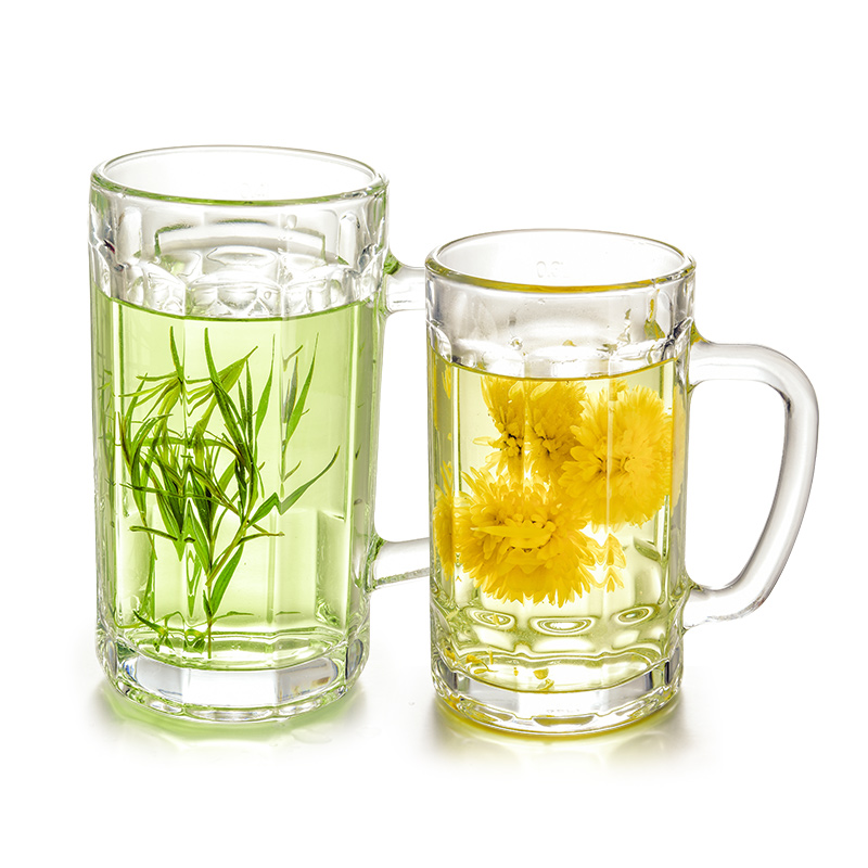 Drinkware Crystal Clear Glass Mug Terrarium Milk Carton Cup Japanese Whisky Cup Creative Wine Glass Kubek Do Kawy Drink Eg50bl