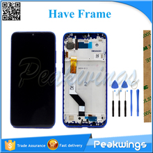 100% Tested LCD Screen For Xiaomi Redmi Note 7 LCD Display Screen With Touch Assembly цена