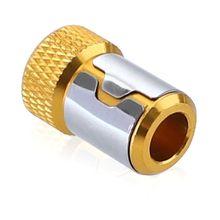 """Отвертка Биты магнитное кольцо 1/"""" 6,35 мм металлический сильный намагничивающий винт для электрического Phillips"""