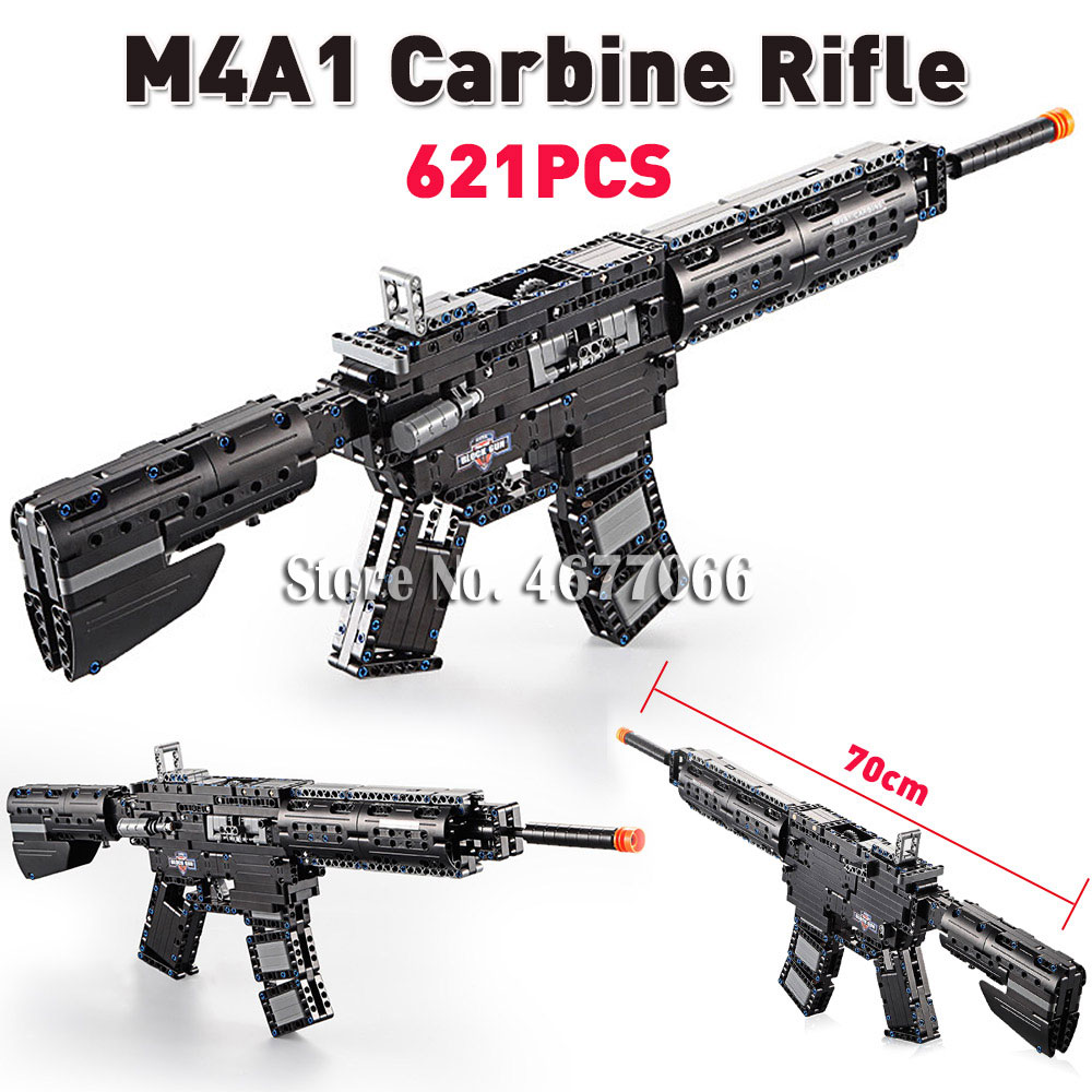 M4A1 Rifle - 624 PCS