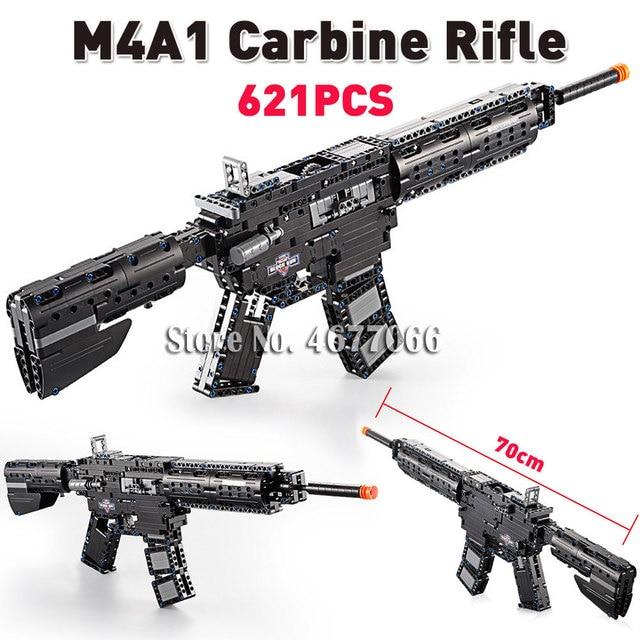 M4A1 Rifle - 624 PCS