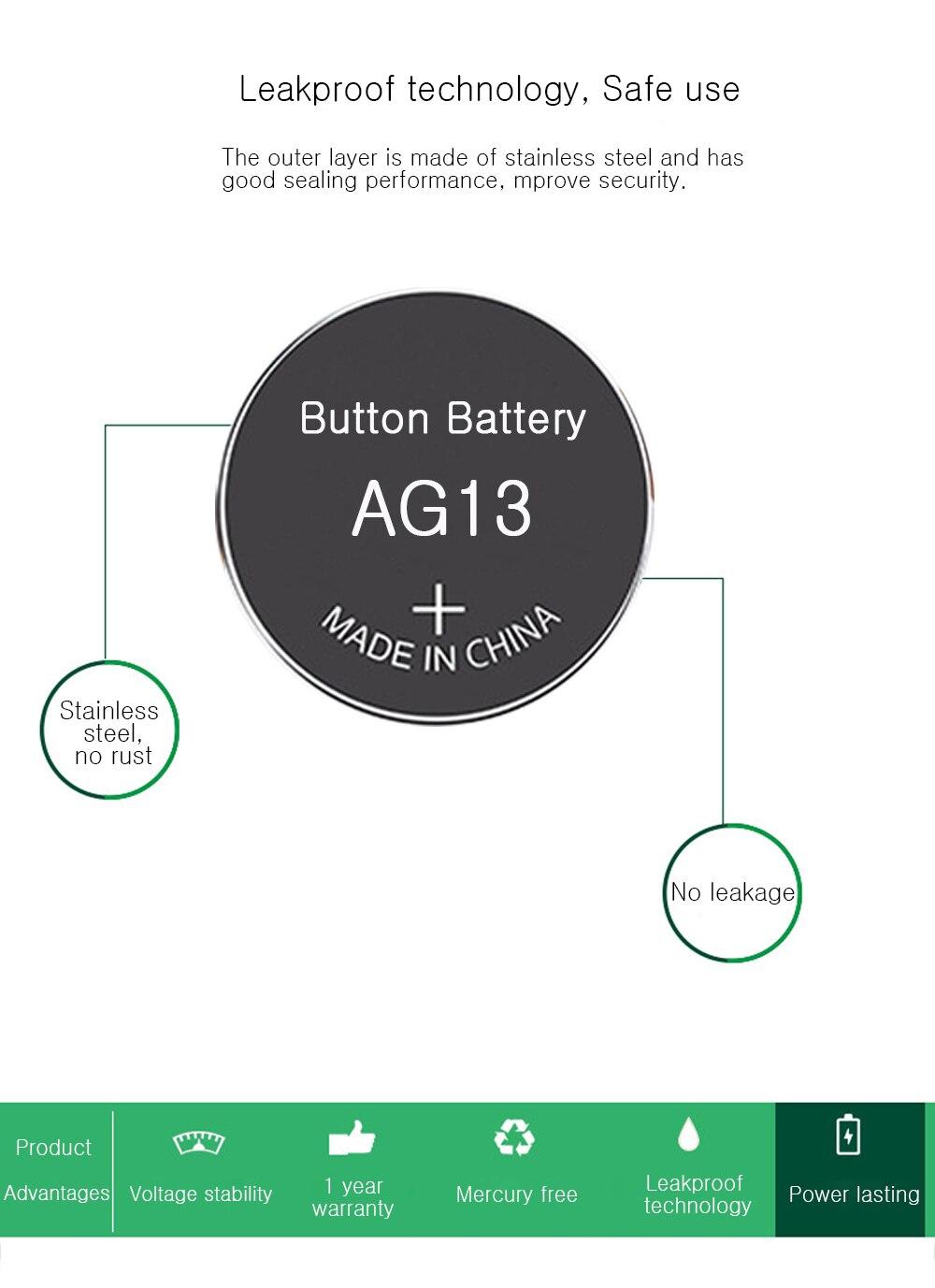 Botão Bateria de Célula Tipo Moeda Baterias Para Relógio