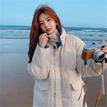 Шикарное простое однотонное зимнее пальто для женщин Элегантное