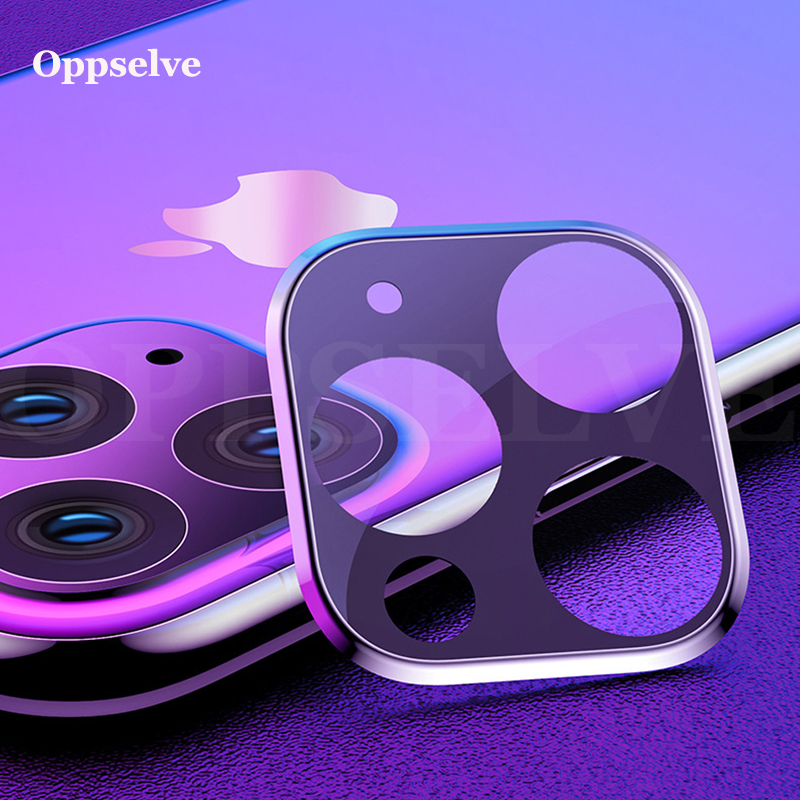 Oppselve IP Camera Lens For IPhone 11 Pro Max Mobile Phone Camera Lens Adapter IPhone Camera Screen Protector Glasses Film Lens