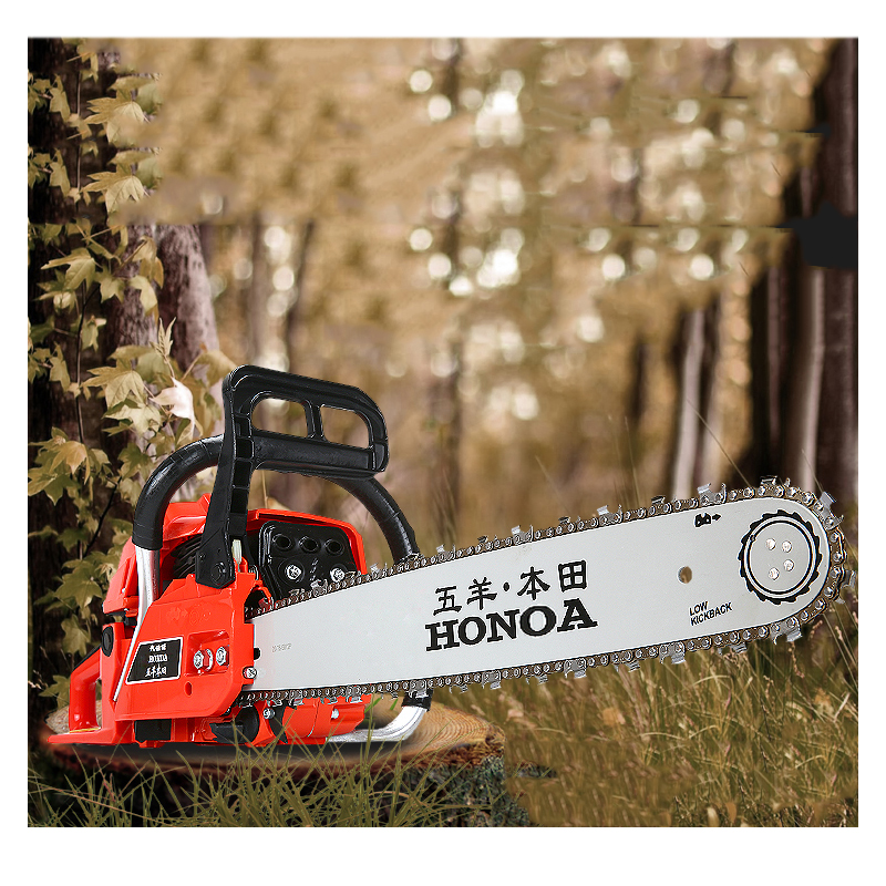 High-Power Chain Saw Gasoline Logging Household Portable Chain Saw Small Chainsaw Portable Logging Saw
