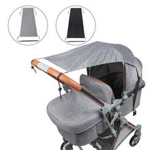 Universal Baby Stroller Accessories Windproof Waterproof UV Protection Sunshade Cover for Kids Baby Prams Car Outdoor Activities