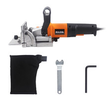 Tenoning-Machine Biscuit Joiner Power-Tool Woodworking for Adjustable 4PCS 230V 760W