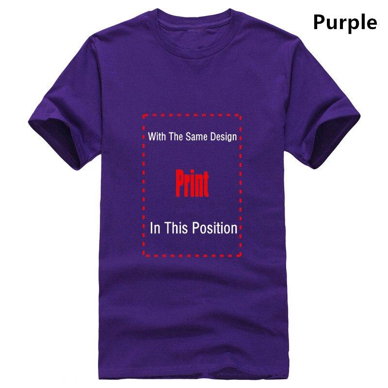 Ariana Grande Sweetner World туристический магазин thank u next футболка новые хлопковые футболки с короткими рукавами мужская одежда - Цвет: Фиолетовый