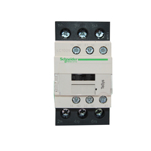 цена на AC Three-phase Exchange contactor 3P 25A 380V 50/60Hz LC1D25Q7C One open and one closed Coil voltage Original authentic