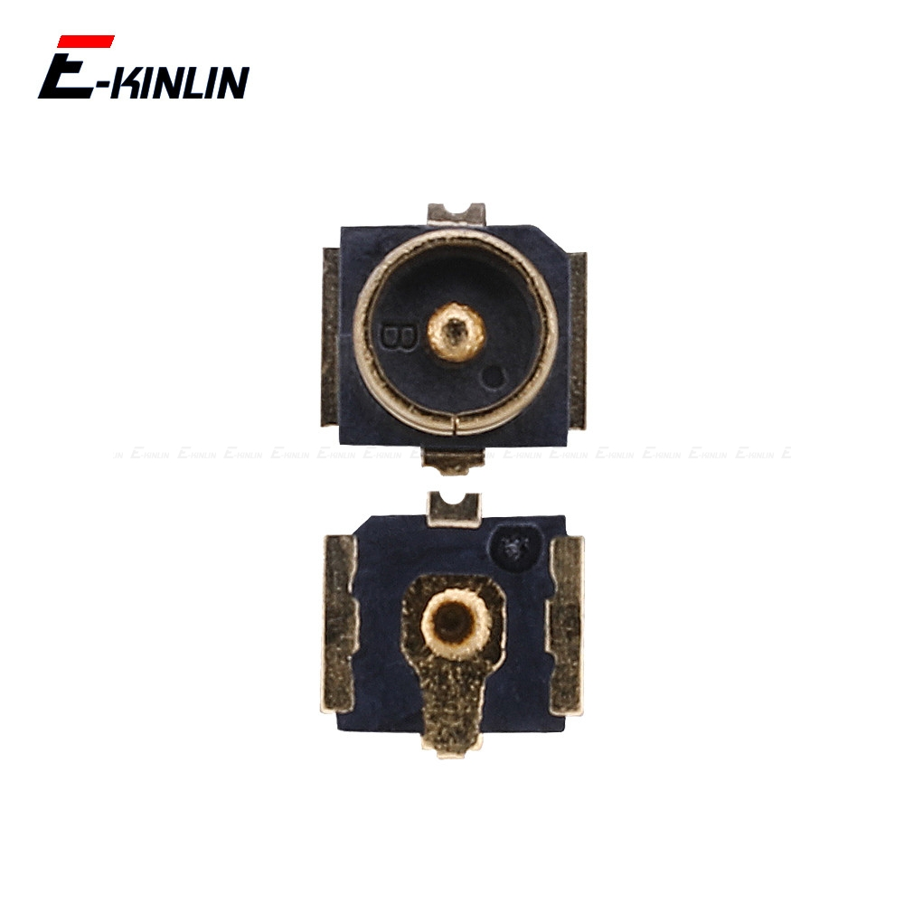 2pcs Wifi Antenna FPC Motherboard Connector Flex Cable Ribbon For Xiaomi Mi 8 6 A1 A2 Mix Max 2 Redmi Note 4 4X 5 On Board