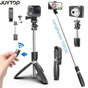 Image 3 - Drahtlose bluetooth Selfie Stick Mit Füllen Licht Stativ Faltbare Stative & Einbeinstative Universal Für SmartPhones