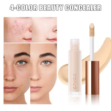 Wholesale Liquid Concealer Long Wearing Moisturizing Concealer for Dark Circles Blemishes Spots Wome