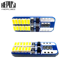 2X T10 Canbus LED Car Light W5W LED Car lamps Signal License Plate Light Trunk Lamp Reading SIDE INDICATOR Ligh 12V White blue цветная бумага iq бумага iq color цветная пастель rb01 a4 100 листов