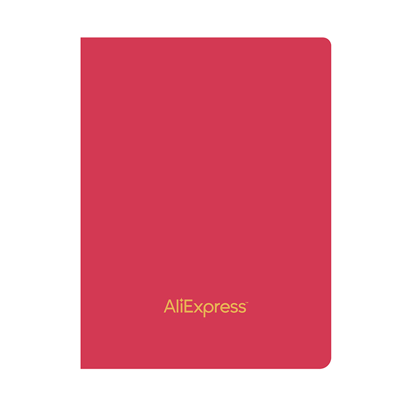 AliExpress 10th Anniversary Product -- Blank A5 Freehand Notebook