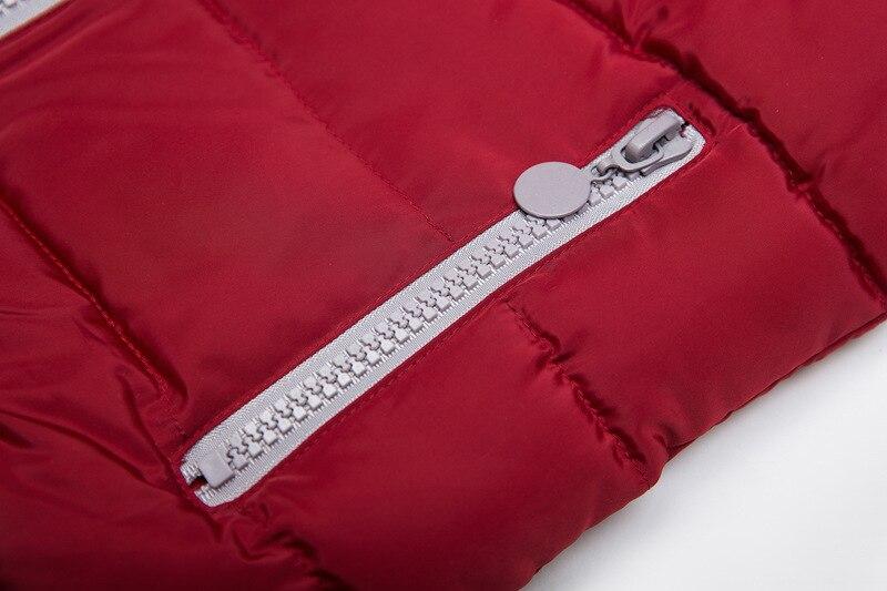 H0b9912866d724917914174fd54d77159g 2019 Winter Coat Women Hooded Warm Vest Plus Size Candy Color Cotton Jacket Female Women Wadded Feminina chalecos