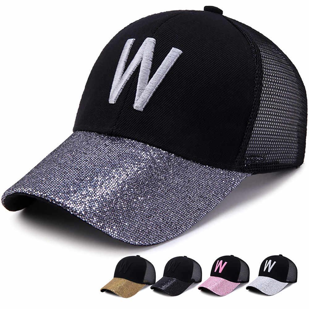 ファッションソリッド 2019 新キャップブランドメンズ野球キャップ女性の手紙プリント通気性調節可能なヒップホップストリート野球キャップ