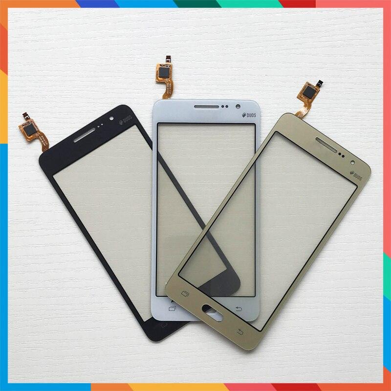"""50 teile/los 5.0 """"Für Samsung Galaxy Groß Prime Duos G530 G530H G530F G5308 G531 G531F Touchscreen Digitizer Front glas Objektiv"""
