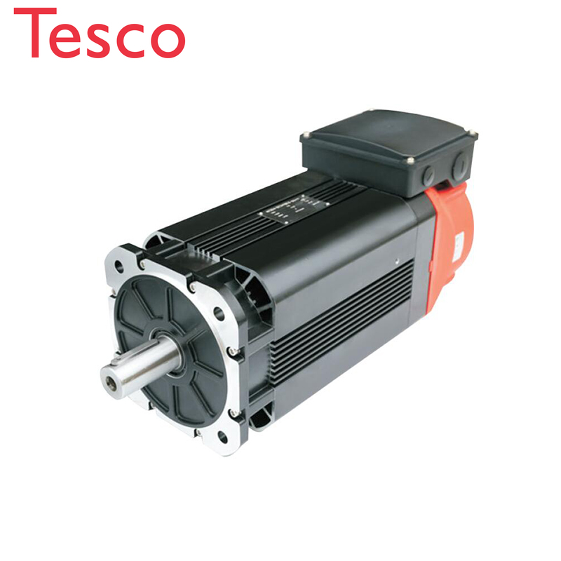 LB-SF-204D122 AC Asynchronous Spindle PM Servo Motor 3.7KW Three Phase AC Motor 380V